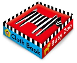 Busy Zoo Cloth Book (Rag book)
