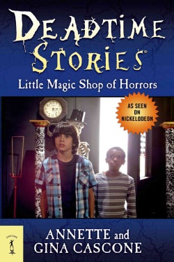 Little Magic Shop of Horrors (Paperback)
