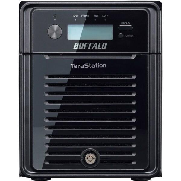 BUFFALO TeraStation 3400 4-Drive 12 TB Desktop NAS for Small Business