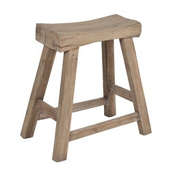 Promenade Teakwood Stool