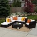 Sanza 7-piece Wicker Patio Set