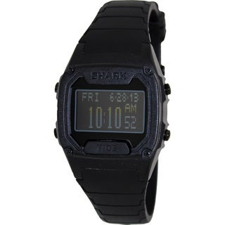 FreeStyle Men's 'Shark 101814' Black Polyurethane Digital Quartz Watch