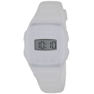 Freestyle Men's 'Shark' White Silicone Quartz Watch