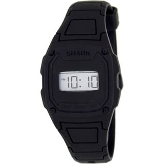 Freestyle Men's 'Shark 101141' Black Silicone Digital Quartz Watch