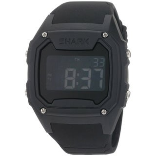 Freestyle Men's 'Shark 101055' Black Silicone Digital Quartz Watch