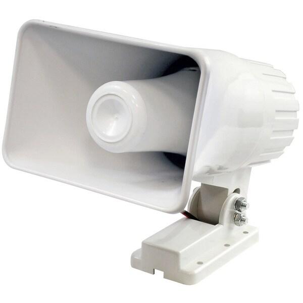 """Pyle INOUT50WPA 6"""" Indoor / Outdoor 50 Watts PA Horn Speaker"""