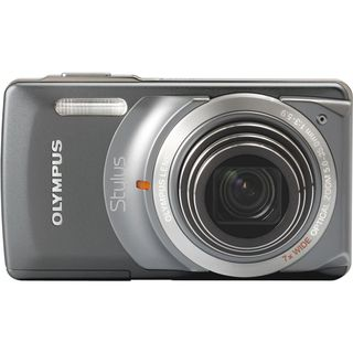 Olympus Stylus 7010 12MP Grey Digital Camera