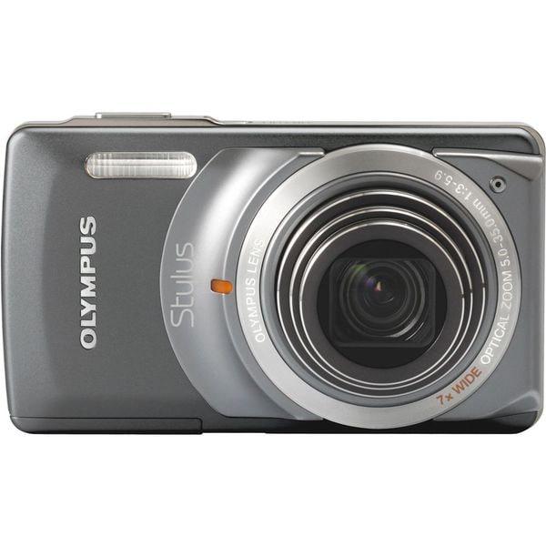 Olympus Stylus 7010 12MP Grey Digital Camera