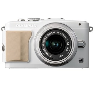Olympus E-PL5 16.1MP Mirrorless Digital Camera with 14-42mm Lens