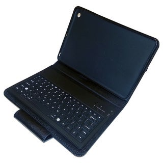 PU Leather iPad Mini Case Holder with Bluetooth Keyboard