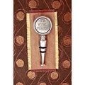 'It's Wine O'clock' Wine Stopper