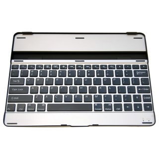 Aluminum iPad 2 Bluetooth Keyboard Case