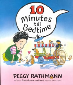 10 Minutes Till Bedtime (Board book)