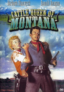 Cattle Queen Of Montana (DVD)