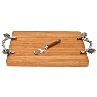 Pine Cone Serving Board/ Spreader
