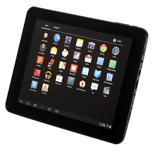 DIGIX TAB-840 Dual-Core Android 4.1 OS Tablet PC w/ Wi-Fi and Bluetooth - Black/White