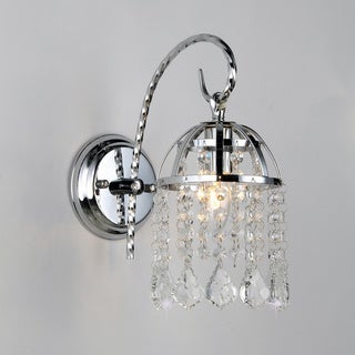 Kalypso Chrome Wall Lamp
