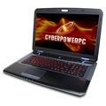 "CyberpowerPC FANGBOOK EVO HFX7-300 2.4GHz 8GB 1TB 17.3"" Gaming Laptop"