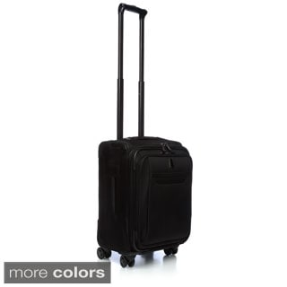 Delsey Luggage Helium X'Pert Lite 20-inch Personal Carry On Spinner Trolley Tote