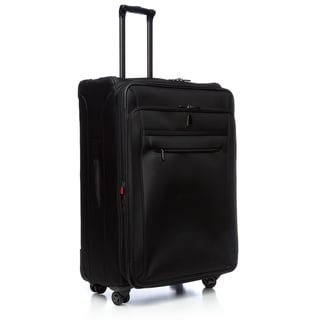 delsey luggage helium x 39 pert lite 29 inch expandable spinner suiter suitcase overstock. Black Bedroom Furniture Sets. Home Design Ideas