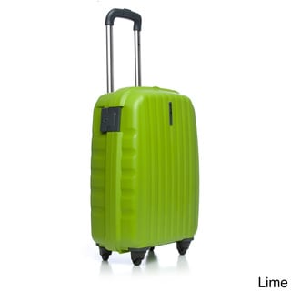 Delsey Luggage Helium Colours 21-inch Hardside Carry On Spinner Trolley