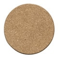Natural Cork Coaster Set (Set of 6)