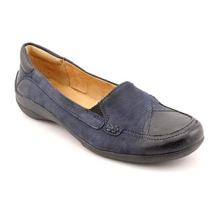 Women's Naturalizer Fiorenza Inky Navy Goat Mill Nubuck Leather