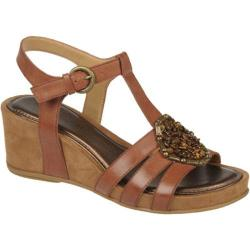 Women's Naturalizer Panama Cognac Mirage Leather