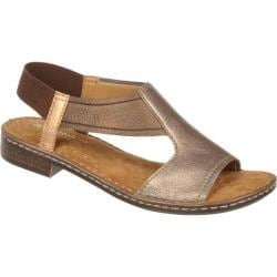 Women's Naturalizer Ringo Multi Metallic/Metallic Smoke Leather