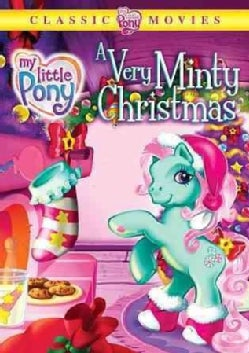 My Little Pony: A Very Minty Christmas (30th Anniversary Edition) (DVD)