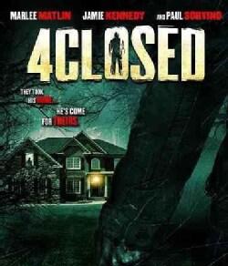 4Closed (Blu-ray Disc)