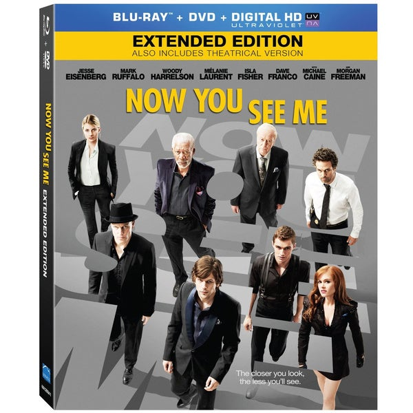 Now You See Me (Blu-ray/DVD) 11450107