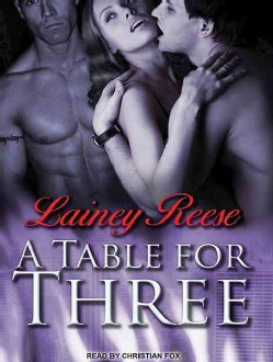 A Table for Three: Library Edition (CD-Audio)