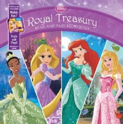Royal Treasury: Read-and-play Storybook