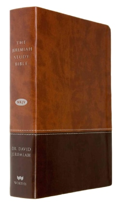 The Jeremiah Study Bible: What It Says. What It Means. What It Means for You. (Hardcover)