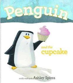 Penguin and the Cupcake (Hardcover)