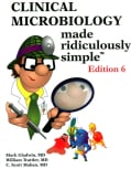 Clinical Microbiology Made Ridiculously Simple (Paperback)