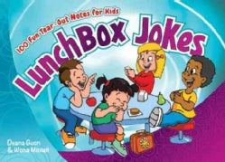 Lunchbox Jokes: 100 Fun Tear-Out Notes for Kids (Paperback)