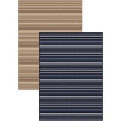 "Adley Stripes Area Rug (5'5""x7'7"")"