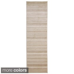 "Adley Stripes Area Rug (2'2""x7'7"")"