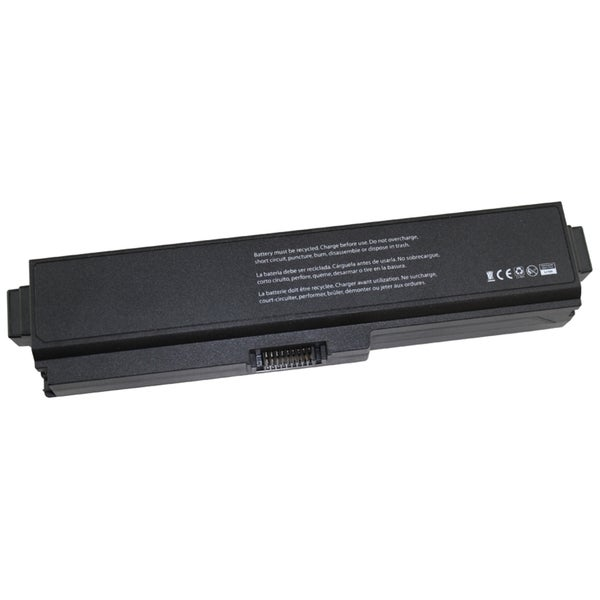 V7 Replacement Battery FOR TOSHIBA SATELLITE A665D OEM# PA3819U-1BRS