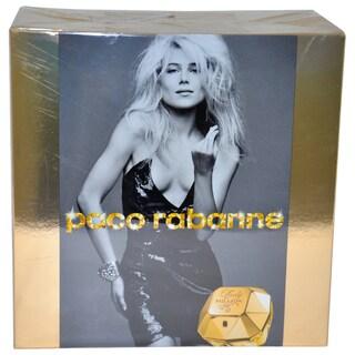 Paco Rabanne Lady Million Women's 2-piece Fragrance Gift Set