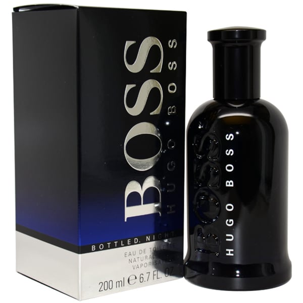 Huge Boss Boss Bottled Night Men's 6.7-ounce Eau de Toilette Spray