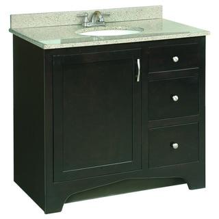 Design House 'Ventura' Espresso Vanity Cabinet