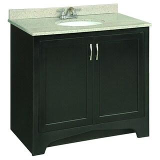 Design House Ventura 2-door Espresso Vanity Cabinet