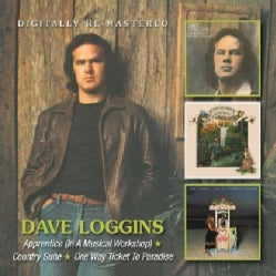 DAVE LOGGINS - APPRENTICE (IN A MUSICAL WORKSHOP)/COUNTRY SUITE/O