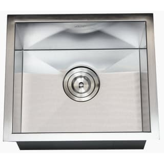17-Inch Undermount Stainless Steel Kitchen Bar Sink