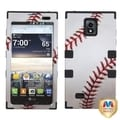 BasAcc Baseball-Sports Collection TUFF Case for LG VS930 Spectrum 2