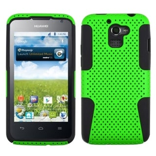 BasAcc Green/ Black Astronoot Case for Huawei M931 Premia 4G