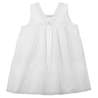 Embroidered Cotton Children's Nightgown
